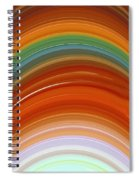 Growth Rings Spiral Notebook
