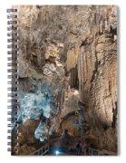 Grutas De Cacahuamilpa Spiral Notebook