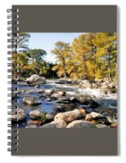 Guadalupe River  Spiral Notebook