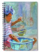 Guatemala Impression Iv Spiral Notebook