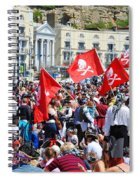 Hastings Pirate Day Spiral Notebook