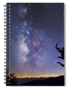 Heavens Gate Spiral Notebook