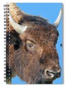 Herd Its Your Birthday Spiral Notebook