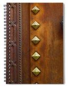 Historic Door Spiral Notebook
