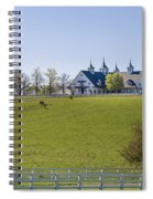 Horse Farm Spiral Notebook