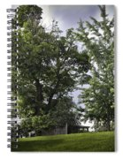 House On The Hill 3 Spiral Notebook