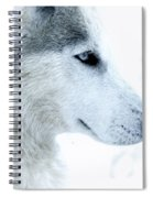Husky Spiral Notebook