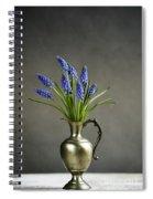 Hyacinth Still Life Spiral Notebook