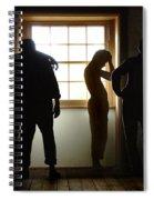 Hyde Park Prison Barracks Australia Spiral Notebook