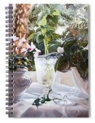 I Ciclamini Spiral Notebook