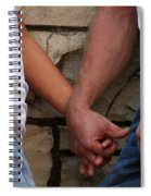 I Wanna Hold Your Hand Spiral Notebook