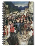 Ibsen: Peer Gynt Spiral Notebook
