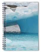 Ice Ice Baby.. Spiral Notebook