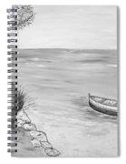 Il Pescatore Solitario Spiral Notebook
