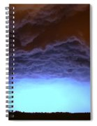 In The Belly Of The Beast Spiral Notebook