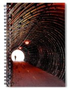 In The Spotlight Spiral Notebook
