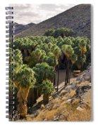 Indian Canyons - California Spiral Notebook