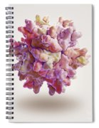 Infectious Bursal Disease Virus Spiral Notebook