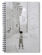 Innocence Spiral Notebook