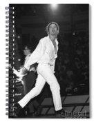 Inxs Spiral Notebook