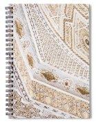 Islamic Architecture Spiral Notebook