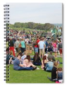 Jack In The Green Festival 2014 Spiral Notebook