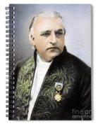 Jean Martin Charcot Spiral Notebook