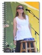 Joan Osborne Spiral Notebook