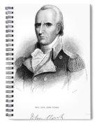 John Stark (1728-1822) Spiral Notebook