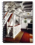 Kaiserin Maria Theresia Spiral Notebook