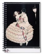 Karsavina Spiral Notebook
