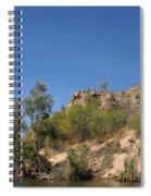 Katherine Gorge Landscapes Spiral Notebook