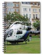 Kent Air Ambulance Spiral Notebook