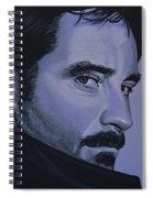 Kevin Kline Spiral Notebook