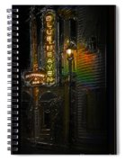 Key West Florida - Blue Heaven Rendezvous Spiral Notebook