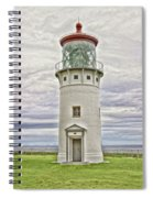 Kilauea Lighthouse Spiral Notebook