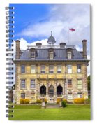 Kingston Lacy Spiral Notebook