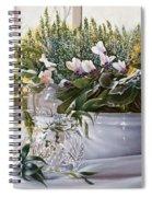 La Brocca Di Vetro Spiral Notebook