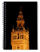 La Giralda Spiral Notebook
