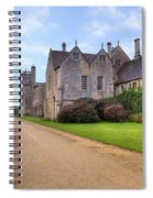 Lacock Abbey Spiral Notebook