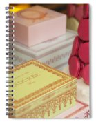 Laduree Sweets Spiral Notebook