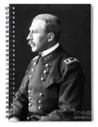 Leonard Wood (1860-1927) Spiral Notebook