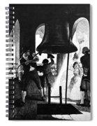 Liberty Bell, 1776 Spiral Notebook