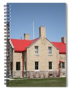 Lighthouse - Mackinac Point Michigan Spiral Notebook