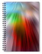 Lightspeed Spiral Notebook