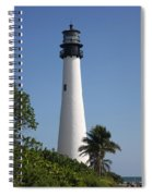 Ligthouse - Key Biscayne Spiral Notebook