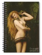 Lilith Spiral Notebook