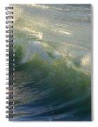 Linda Mar Beach - Northern California Spiral Notebook