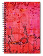 Listen Spiral Notebook