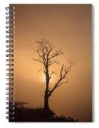 Loch Ard Glow Spiral Notebook